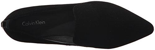 Loafer Klein Calvin Black Femmes Chaussures qtxAzPwa