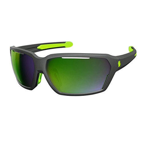 Scott 2017 Vector Sunglasses - 250514 (Grey Matt/Green - Green - Sunglasses Vector