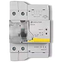 Circutor P26121. REC 3 2P-40-30M Interruptor Diferencial Autorrearmable