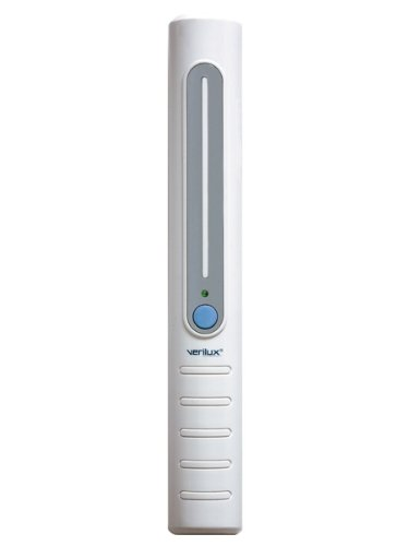 Verilux CleanWave Portable Sanitizing Travel Wand - UV-C Technology - Kills Germs and - Wand Uvc Light
