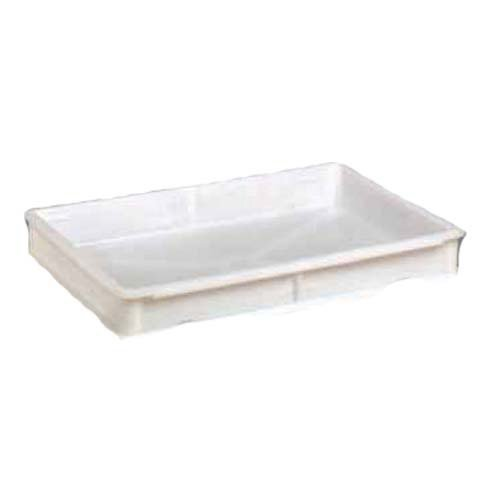 American Metalcraft DRB18230 Dough Box, White, 26-Inches, 3-Inch Height