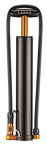 Lezyne Micro Floor Drive - Lezyne Micro Floor Drive Bike Pump, Black, One Size