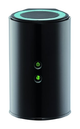 D-Link Wireless N 300 Mbps Home Cloud App-Enabled Gigabit Ro