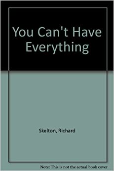 Book You Can't Have Everything