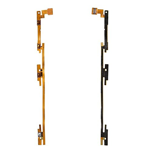 BisLinks® Brand New Side Button Keys Volume Flex Cable For Nokia Lumia 1520