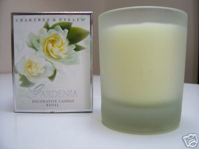 Crabtree & Evelyn Gardenia Scented Fragranced - Hours Crabtree