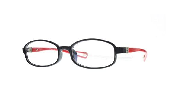 91cc9d9036 Amazon.com  EyeBuyExpress Bifocal Kids Childrens Reading Glasses Red Black  Round Oval  Health   Personal Care