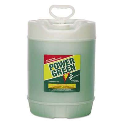 Power Green Cleaner/Degreaser - 5 gal Can by AbilityOne®