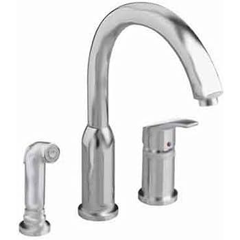 American Standard 4101 301 075 Arch Hi Flow Kitchen Faucet