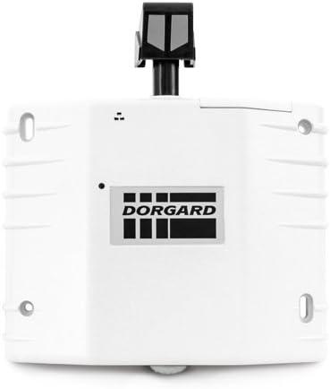 4X Dorgard Fire Door Retainer Auto Door Closer - White