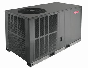 Goodman 3 Ton 14 SEER Package Heat Pump System GPH1436H41 -