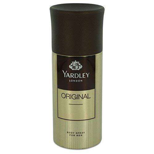 Yardley Original by Yardley London Deodorant Body Spray 5 oz Men