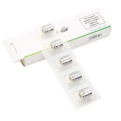 Eleaf HW2 Spule 0,3 Ohm Elektronische Zigarette Spulenköpfe Fit für Ello Tank iKonn 220 Vape Eleaf Spule (HW2 Spule)