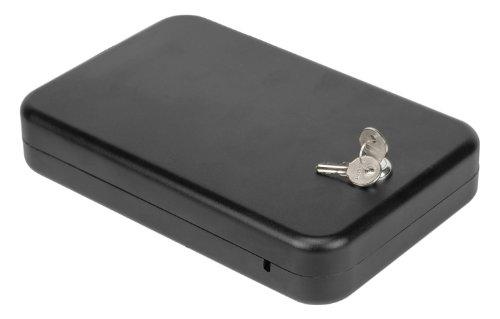 LOCKDOWN Handgun Security Vault Larger Secure Storage of Handguns for Home Car Travel TSA Approved 221444 by LOCKDOWN