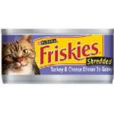 Nestle Purina Pet Care Co Frisk5.5Oz Turk/Chefood 46772 Cat Food, My Pet Supplies