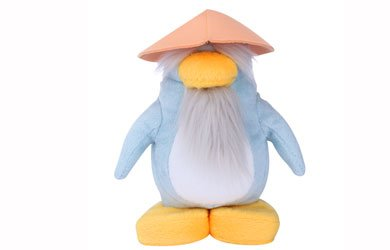 Penguin Club Series Disney - Disney Club Penguin Series 4 - Sensei with Coin Code
