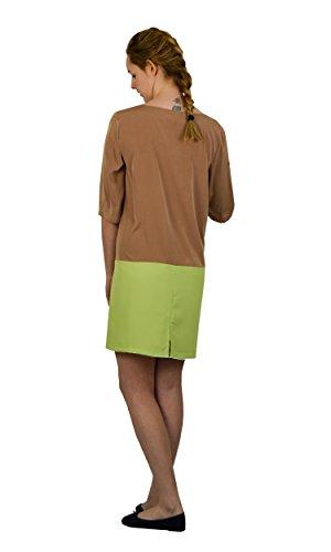 Vestido CANELA - Vestido para mujer Beige