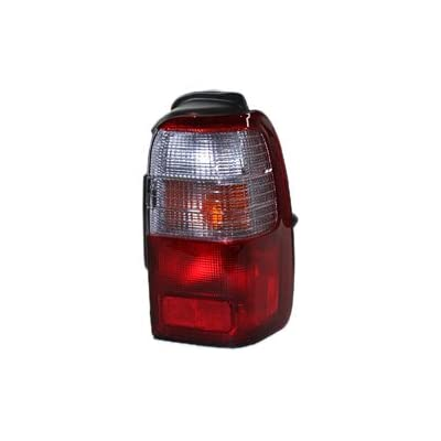 TYC 11-3209-00 Compatible with TOYOTA 4 Runner Passenger Side Replacement Tail Light Assembly: Automotive