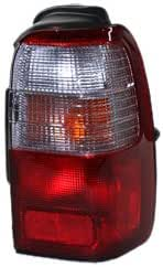 TYC 11-3210-00 Compatible with TOYOTA 4 Runner Driver Side Replacement Tail Light Assembly