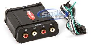 Axxess AX-ALOC648 4-Channel Adjustable Line Output Converter 80-Watt - Metra Line
