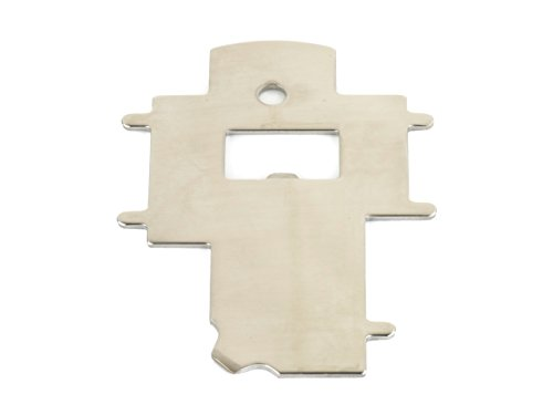 Whitecap Industries Universal Deck Plate Key