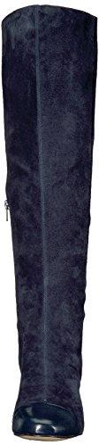 Nove Donne Ovest Stivali Jatoba Blu (marina Francese)
