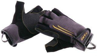Camp Start Half Finger Belay Gloves X Small