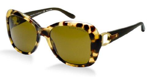 Lauren RL8108Q Sunglasses 500473 Spotty Tortoise product image
