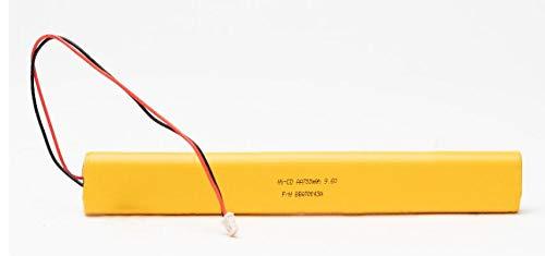(Emergency Exit Light Lighting Fixture Battery NiCd 9.6v Lithonia BBAT0043A 18737 UNITECH)