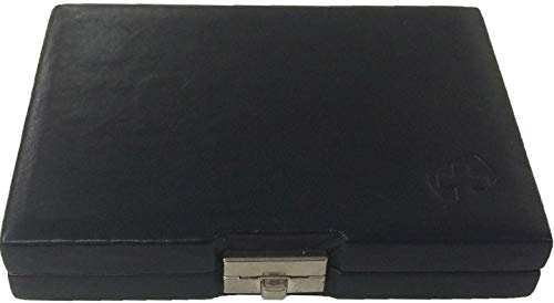 4-Reed Contra Bassoon Reed Case Leather by Oboes.ch