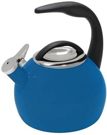 Chantal 37-ANN PC Anniversary Teakettle Tea Kettle, 2 quart,