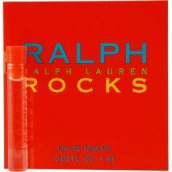 - RALPH ROCKS by Ralph Lauren EDT VIAL ON CARD MINI