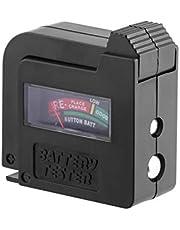 Upgraded BT860 Battery Tester Universal Battery Volt Tester AA AAA CD 9V Button Cell Instrumentation Power Battery Tester