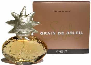 Fragonard Grain Soleil Parfum Bottle