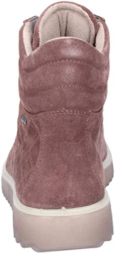 Dark Femme Gris Campania Clay 57 Neige Violett Bottes de Legero 1Iq0vw