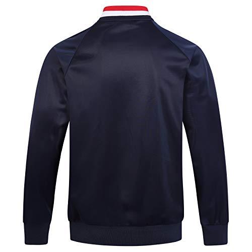 Veste Col F À c Marine Liverpool De Bleu Homme Rayures Sport 8Eqgwdg