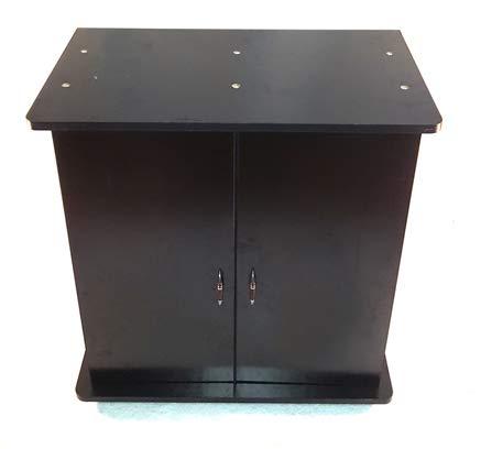 Mueble Acuario 61 x 33.5 x 65.5 cm (Largo x Ancho x Alto) Outlet: Amazon.es: Productos para mascotas