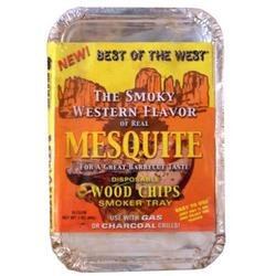 Best of the West Mesquite Wood Chips 52153-9