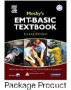 Mosby's EMT-Basic Textbook (Hardcover) with Workbook Package - Revised Reprint