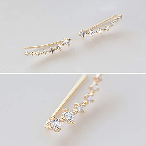 Pearls Hair Clips for Women Girls - 2pcs
