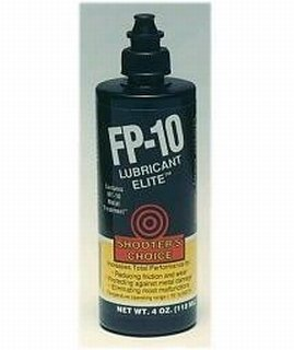 (Shooter's Choice FP-10 Lubricant Elite 4OZ SQZ BTL (FPL04))
