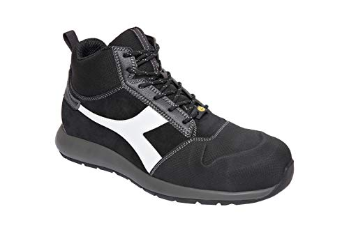 816717008585d5 Utility Diadora - High Work Shoe D-Lift HI S3 SRC HRO ESD for Man