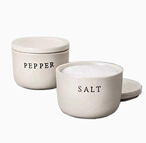 Hearth and Hand with Magnolia Salt & Pepper Stoneware ()