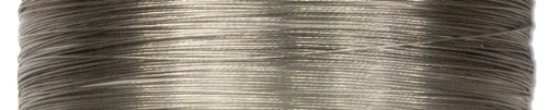 40' Metal (.3mm 7-Strand Silver Bead Wire - 40ft)