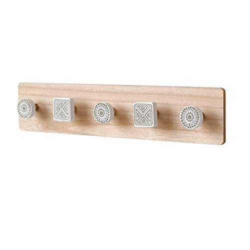 1PCS Hook Coat Rack 3 Hooks | Wall Mount Hat Rack (3K) MARGUERAS