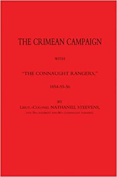 Book Crimean Campaign with Othe Connaught Rangers O 1854-55-56