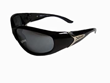 79d72fc5190 Image Unavailable. Image not available for. Color  Xsportz Black Sport  Sunglasses UV400