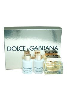 The One Dolce & Gabbana 3 pc Gift Set For - Dolce Floral Gabbana