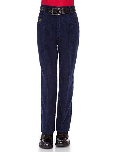 - RGM Boys Corduroy Pants – Modern Fit, Jeans Style Cords Navy 12