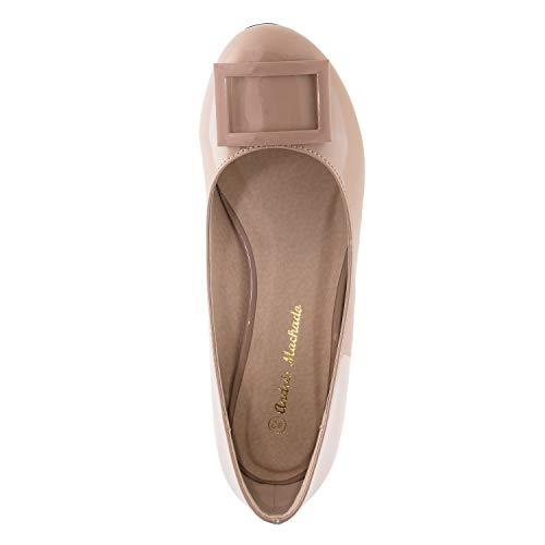 32 Beige Pointures Petites Coloris Pour chaussures Grandes Femmes Andres 35 am5317 42 Vernies Différents Machado Et 45 aSn7wn1qp4